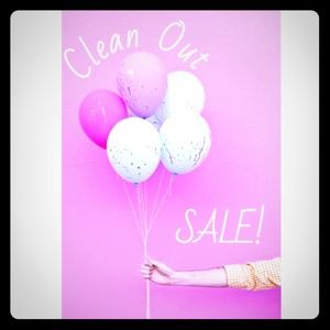 Other - CLEAN OUT SALE🎉🎉🎉🎉🎉